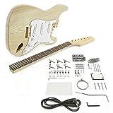 Kit à assembler Guitare électrique Los Angeles - corps en frêne
