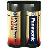 Panasonic Photo Lithium - Pilas 2CR5 (NiOx, 6 V, 1400 mAh)