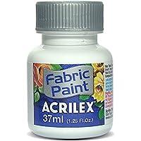 Acrilex - Pintura para tela (37 ml, mate)