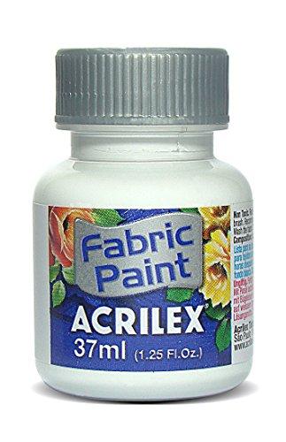 Acrilex textil blanco 37 ml