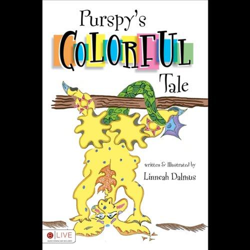 Purspy's Colorful Tale  Audiolibri