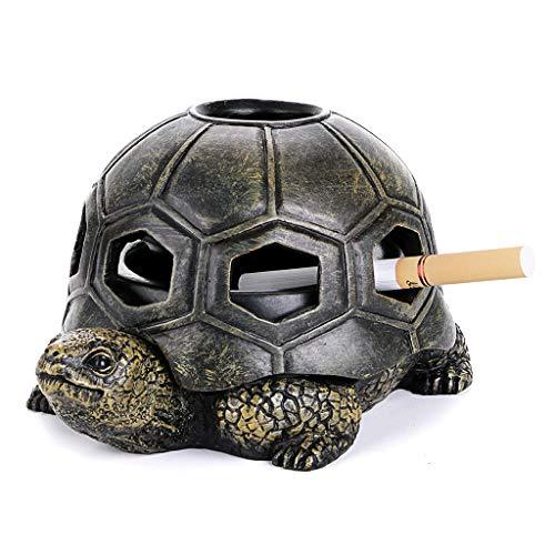 Cenicero tapa BSTKEY diseño tortuga - Cenicero creativo