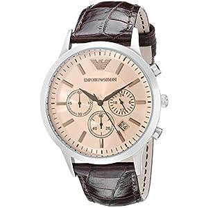 Reloj clásico de Emporio Armani