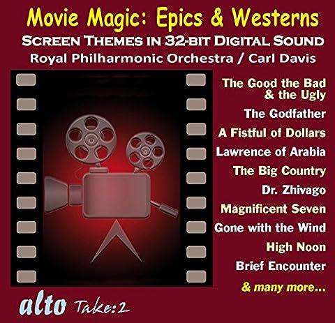 Movie Magic : Epics & Westerns. Davis.