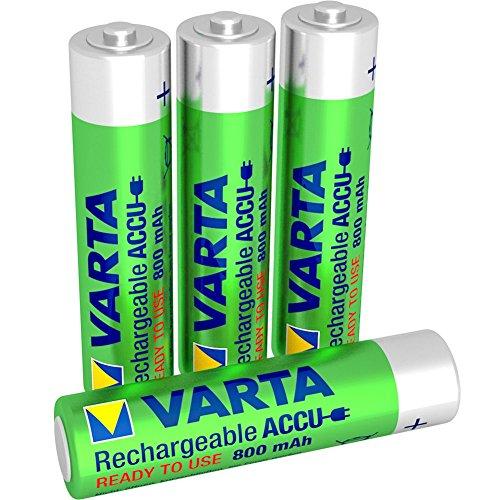 Varta Batteria Ricaricabile AAA...