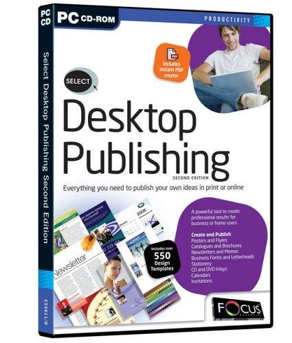 select-desktop-publishing-second-edition-import-anglais