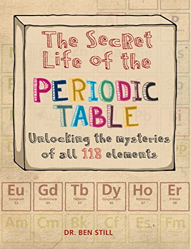 The Secret Life of the Periodic Table: Unlocking the Mysteries of All 118 Elements