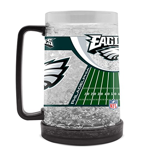 Sports Images Philadelphia Eagles Klauenhammer, Kristall Gefrierschrank Tasse -