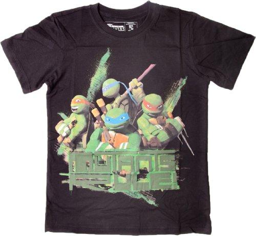 Ninja Turtle Shirt - Teenage Mutant Ninja Turtles Kids T-