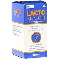 LACTOSEVEN Tabletten 100 St preisvergleich bei billige-tabletten.eu