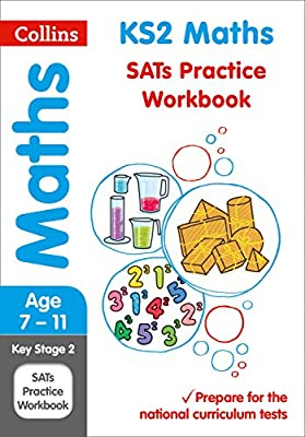 KS2 Maths SATs Practice Workbook: 2019 tests (Collins KS2 SATs Practice) from Collins