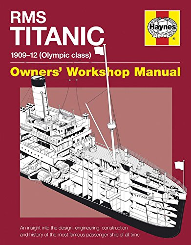 RMS Titanic Owners' Workshop Manual - Buy Online in Oman