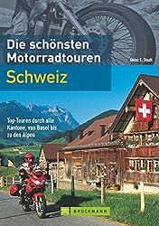 Die schönsten Motorradtouren Schweiz: Top-Touren durch alle Kantone, von Basel bis zu den Alpen