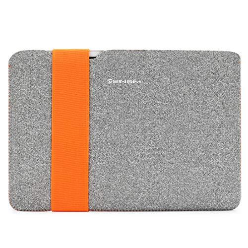 SINSIM 7.9-8 Zoll Tablet Sleeve Hülle Case Carrying Bag Tasche mit Elastische Schleife für Apple iPad Mini 4/8