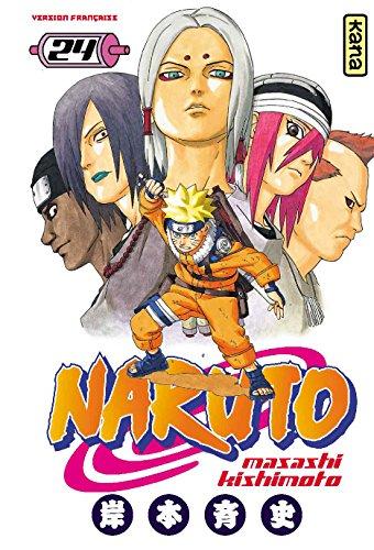 Naruto Vol.24 par KISHIMOTO Masashi