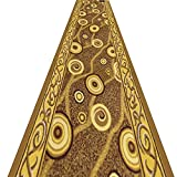 QiangDa Flur Teppich Läufer Langflor Teppiche Lang Polypropylen Dicker Gesamtkomfort Große Flächenreihe Kompaktes Säumen Anti-Rutsch Gute Wasseraufnahme, Dicke 10 mm (Größe : 1m x 2.5m)