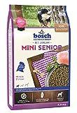 bosch HPC Mini Senior | Hundetrockenfutter für ältere Hunde kleiner Rassen (bis 15 kg), 1 x 2.5 kg