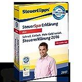 SteuerSparErklärung 2017 plus (für Steuerjahr 2016) - Akademische Arbeitsgemeinschaft