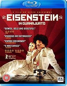 Eisenstein In Guanajuato [Blu-ray]