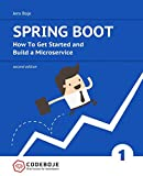 Spring Boot: How to Get Started and Build a Microservice: Volume 1 (Brief Books for Developers)