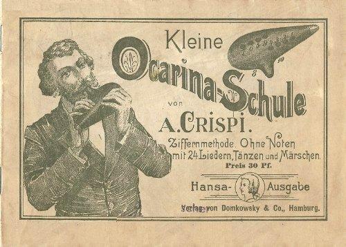 Kleine Ocarina-Schule. Hansa-Ausgabe