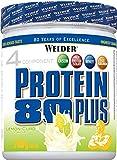 Weider, 80 Plus Protein, Zitrone-Quark, 1er Pack (1x 750g) medium image