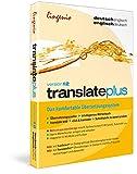translate plus 12 Englisch - die komfortable Übersetzungssoftware