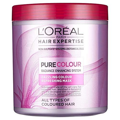 L'Oréal Paris Pure Couleur Couleurs Éblouissantes rafraîchissant Masque 200 ml