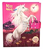 Depesche 8786 - Tagebuch Miss Melody mit Code und Sound, Rosa