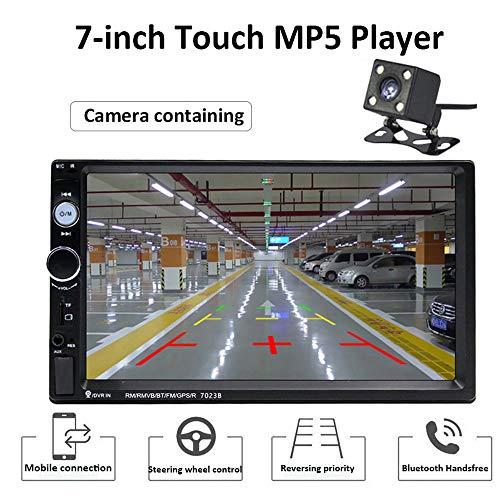 Roblue 7 '' 2DIN HD Bluetooth Touchscreen Auto Stereo FM Radio MP5 Spieler