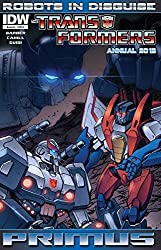 Transformers: Robots In Disguise Annual 2012 (Transformers: Robots In Disguise (2011-))