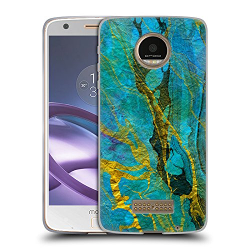 official-haroulita-yellow-teal-marble-soft-gel-case-for-motorola-moto-z-z-droid