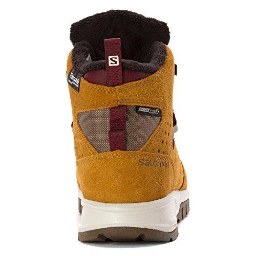 Salomon  Utility Pro TS CSWP, Chaussures de trekking et randonnée homme - Beige