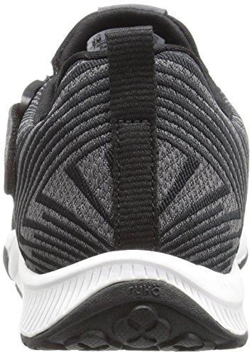 Ryka Faze Toile Baskets Black-Grey