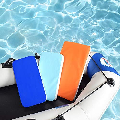 Soundwinds floating cuscino gonfiabile barca board sedile imbottito in schiuma impermeabile per sport campeggio outdoor viaggio, m