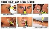 Mk Micro Touch Max Nose Ear & Eyebrow Hair Mini Trimmer Hair Removal