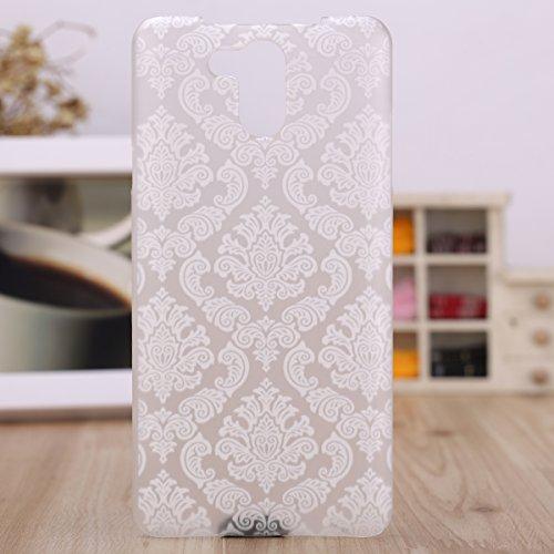 Easbuy Neu Version Handy Hülle Hard Plastik Kunststoff Case Etui Tasche Schutzhülle für Elephone P7000 Smartphone Tasche Hülle Case Handytasche Handyhülle Schutzhülle Etui (Mode 2)