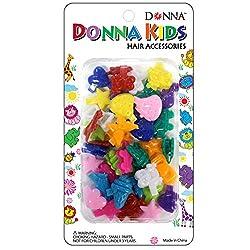 Donna Kids Barrets Small 36 Pcs 2710