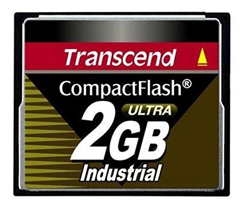 Transcend Industrial Ultra Speed CF Card - Tarjeta de Memoria (2 ...