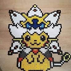 Pixel Art One Punch Man Saitama Amazonfr Handmade