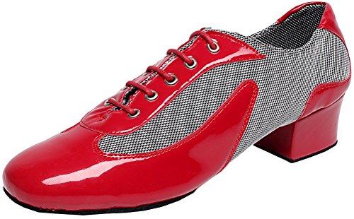 CFP ,  Herren Dance Sneakers Rot