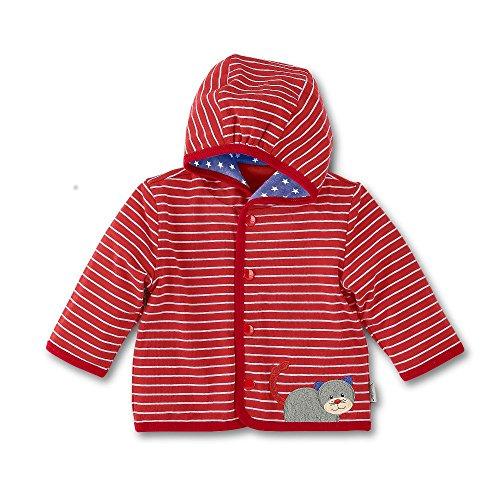 Sterntaler 2611511 Kapuzen-Jacke Jersey Kira Gr. 56 - Jersey Kapuzen Jacke