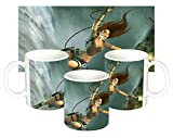 Tomb Raider Legend Lara Croft Tasse Mug