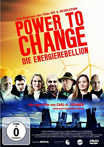 Power To Change - Die EnergieRebellion [Blu-ray]