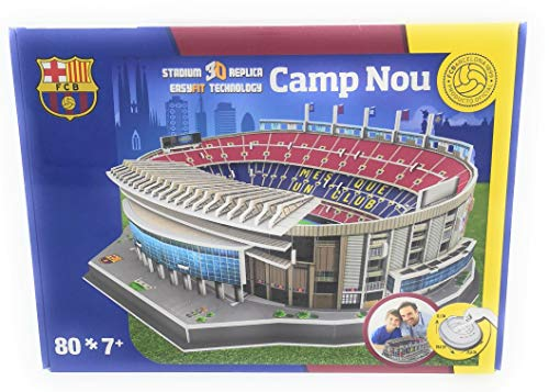 MC Trend Barcelona' Camp NOU 'Stadium 3D Puzzle - Dorf-becher