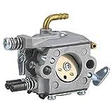 Carburatore Rotazione 360   gradi Cabina carburatore rame 16mm per sega a catena benzina IE52/IE58
