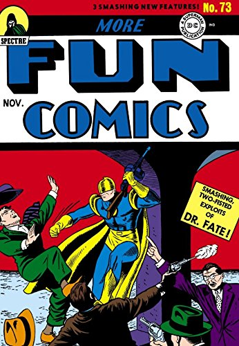 More Fun Comics (1936-1947) #73 (English Edition) eBook: Fox ...