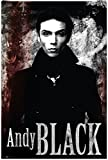 empireposter 736208 Andy Black - Stone - Musik Poster, Papier, Mehrfarbig, 91,5 x 61 x 0,14 cm