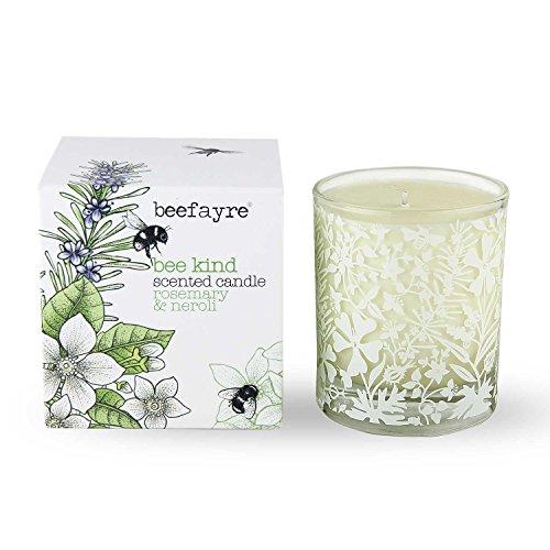 Beefayre Waggledance - Bee Kind - Rosemary & Neroli - Scented Candle - 300g/60hours -