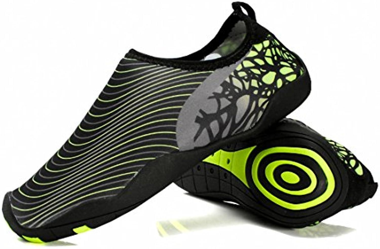 BenSports Herren Barefoot Quick Dry Wasser Aqua Skin Schuhe fuumlr Strand Schwimmen